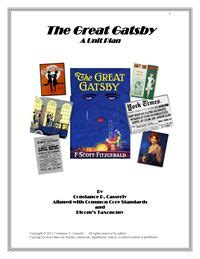 The Great Gatsby Essay: What Makes Jay Gatsby So Great